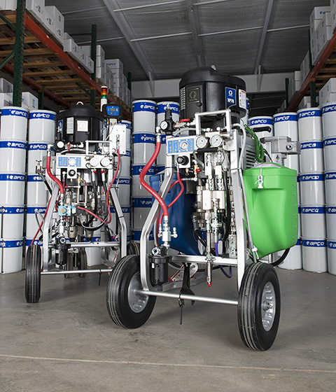 XP Plural Component Airless Sprayers
